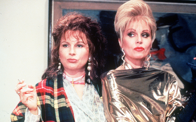 """Jennifer Saunders is """"thinking"""" of reviving Absolutely Fabulous"""