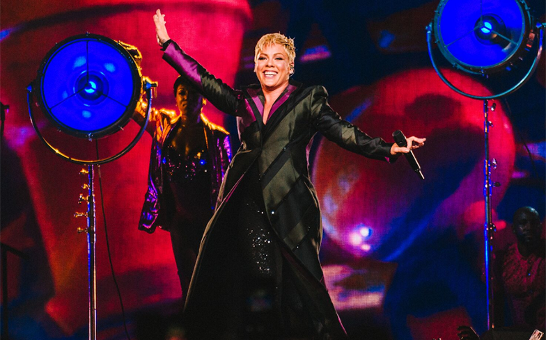 Pink announces massive UK stadium shows for Beautiful Trauma World Tour