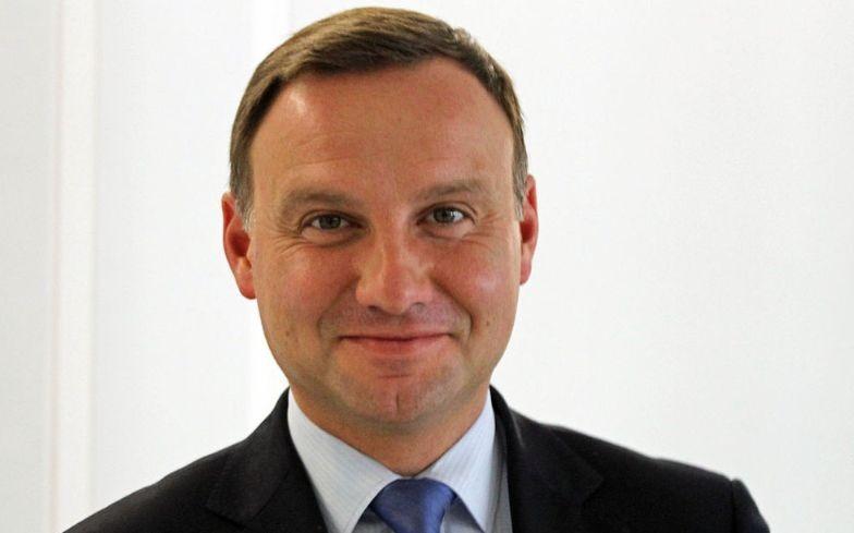 Polish president Andrzej Duda would support a ban on 'homosexual propaganda'