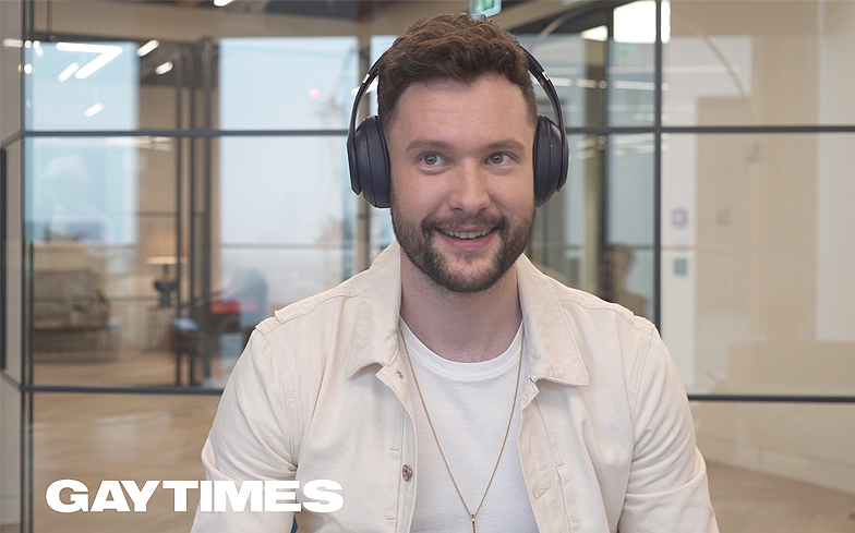 How well does Calum Scott know his gay anthems? We found out...