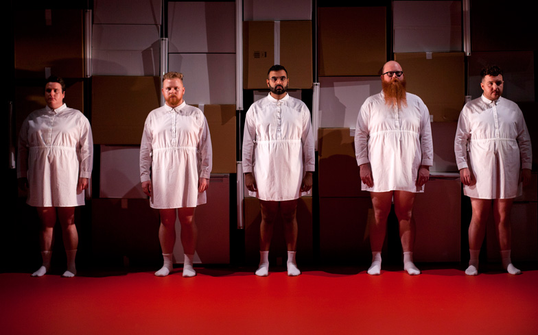 Fat Blokes is an intelligent act of queer rebellion - review