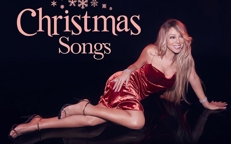 Mariah Carey has hand-... Mariah Carey Christmas Songs 2018
