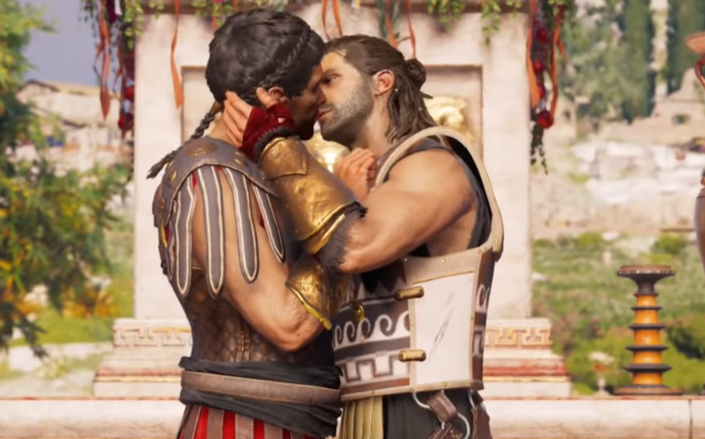 New Assassin S Creed Odyssey Update Forces Players To Be In A