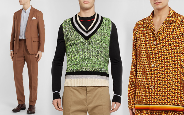 The 10 best menswear pieces this week