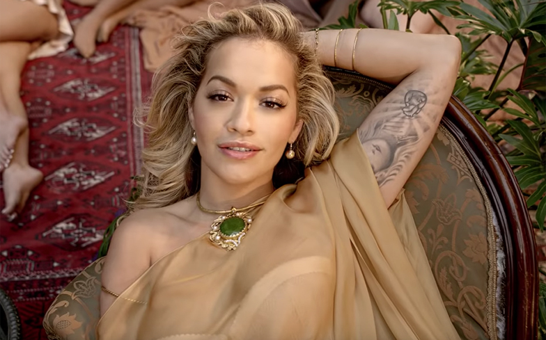 Rita Ora says she 'hit rock bottom' after backlash over bisexual song Girls