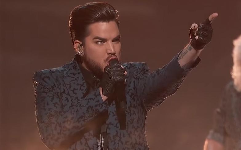 Watch Adam Lambert and Queen's show-stopping Oscars performance