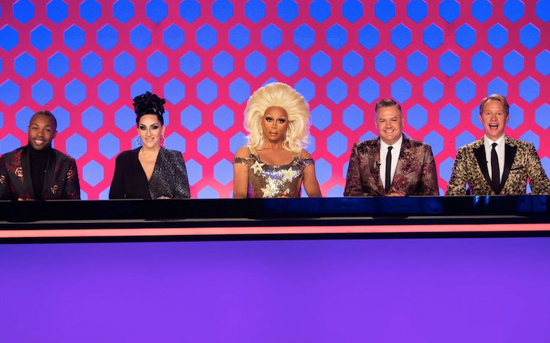 Here's who RuPaul just inducted into the Drag Race Hall of Fame