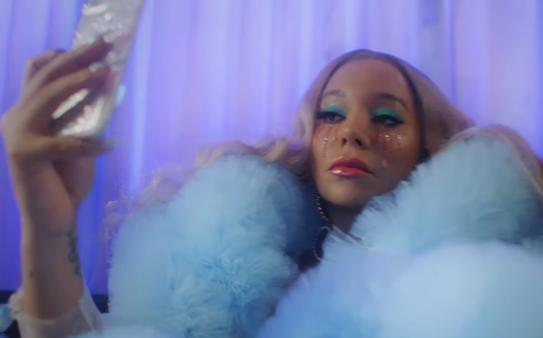 Munroe Bergdorf releases powerful video for Trans Day of Visibility