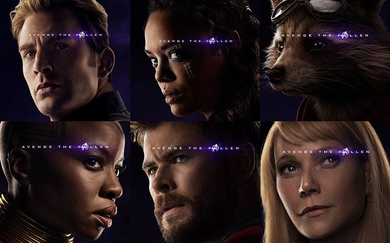 The new posters for Avengers: Endgame confirms return of queer hero