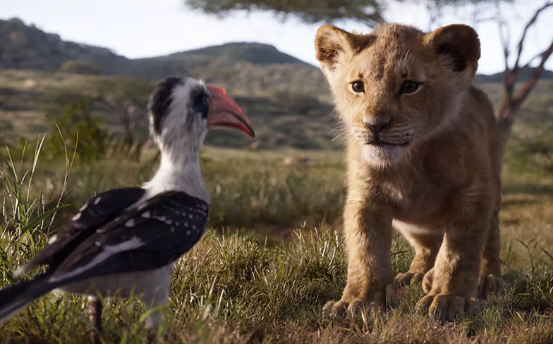 The first trailer for The Lion King remake is here and it looks EPIC