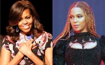 Michelle Obama praises Beyoncé over new Netflix film Homecoming