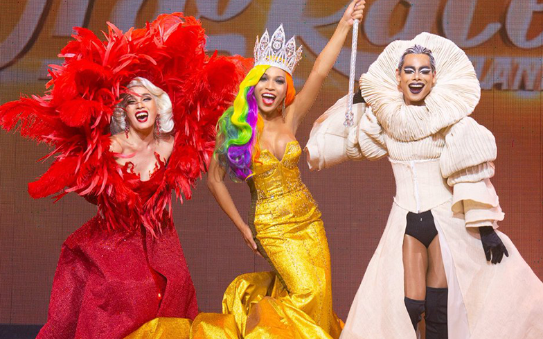 Drag Race Thailand just crowned the franchise's first ever trans woman, and RuPaul guest starred