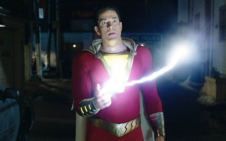 Fans think Shazam just introduced DC's first gay superhero