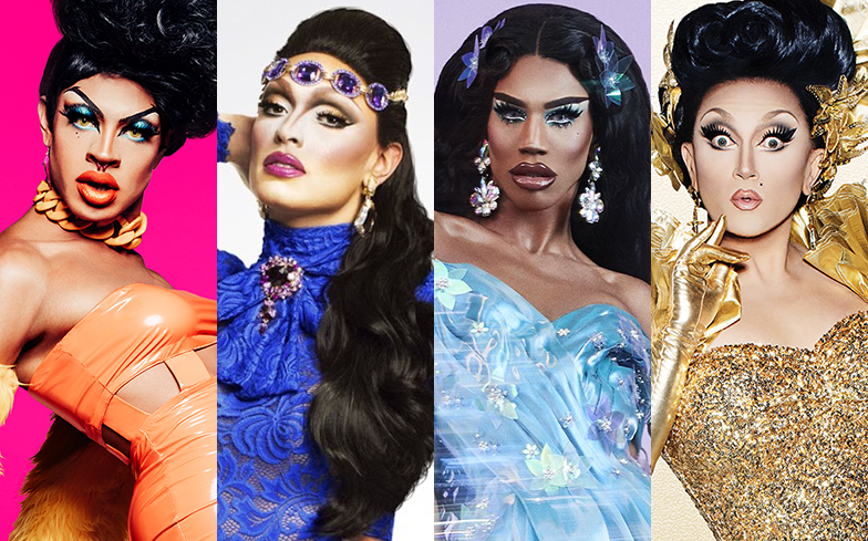 Ooh gurl! Here's our ranking of all 14 seasons of RuPaul's