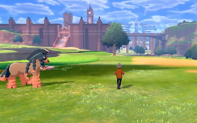 Gay Times Pokemon Sword And Shield Will Have Open World Gameplay