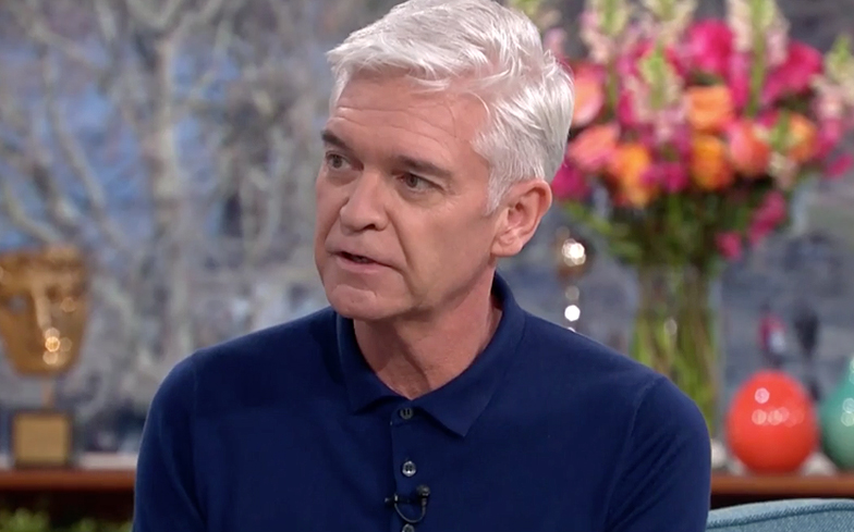 """Phillip Schofield apparently """"in talks"""" to be part of Strictly's first same-sex pairing"""