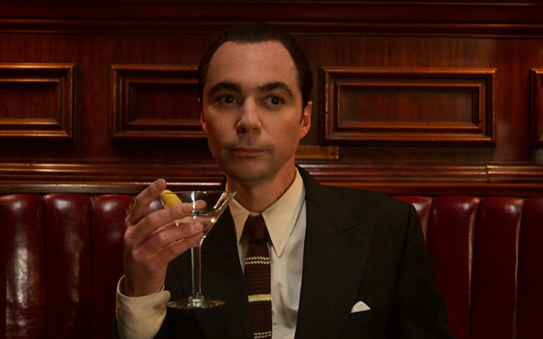 Jim Parsons promises nudity in Netflix drama Hollywood