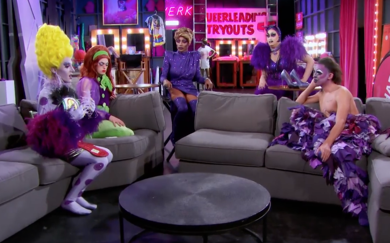 Rupaul Christmas Special 2020 Preview The power is out (literally) in RuPaul's Drag Race season 12 preview