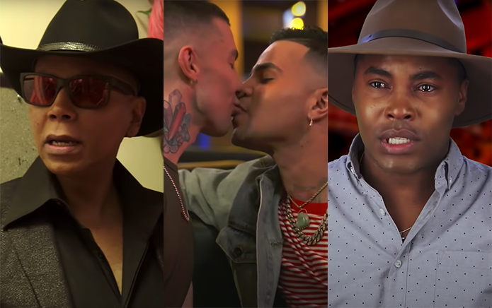 There's a hell of a lot of drama in the new teaser for Drag Race: Vegas Revue