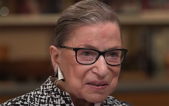 Legendary Supreme Court Justice Ruth Bader Ginsburg passes away at 87