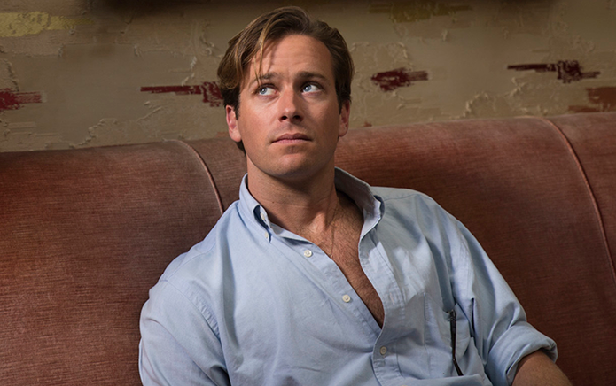 Armie Hammer Discusses Call Me By Your Name 2 - YouTube