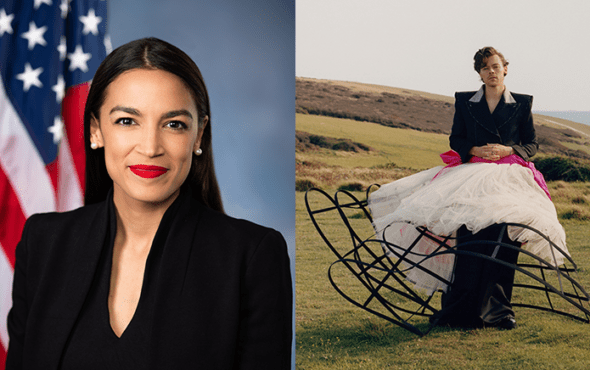 kdtyvad9t8jhom https www gaytimes co uk culture alexandria ocasio cortez defends harry styles and his vogue cover shoot during qa