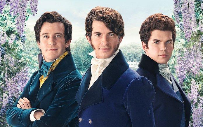 The first trailer for Netflix series Bridgerton teases same-sex romance