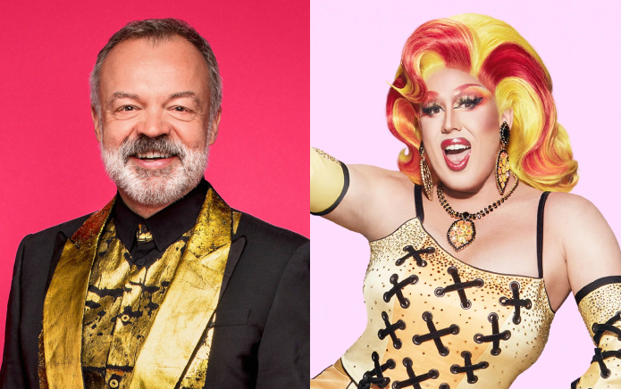 "Graham Norton was ""heartbroken"" when romance with Drag Race star Tina Burner ended"