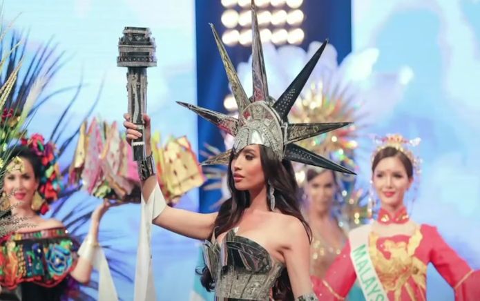 Trans woman makes history as winner of Nevada beauty pageant
