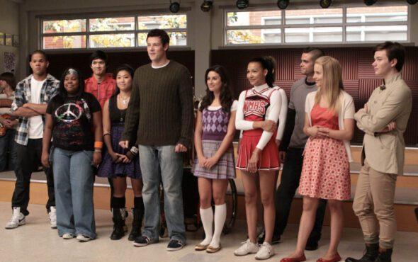 Glee Twitter