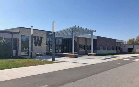 Winterset high school